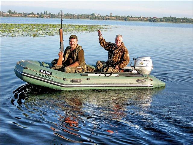 выбрать надувную моторную лодку для рыбалки