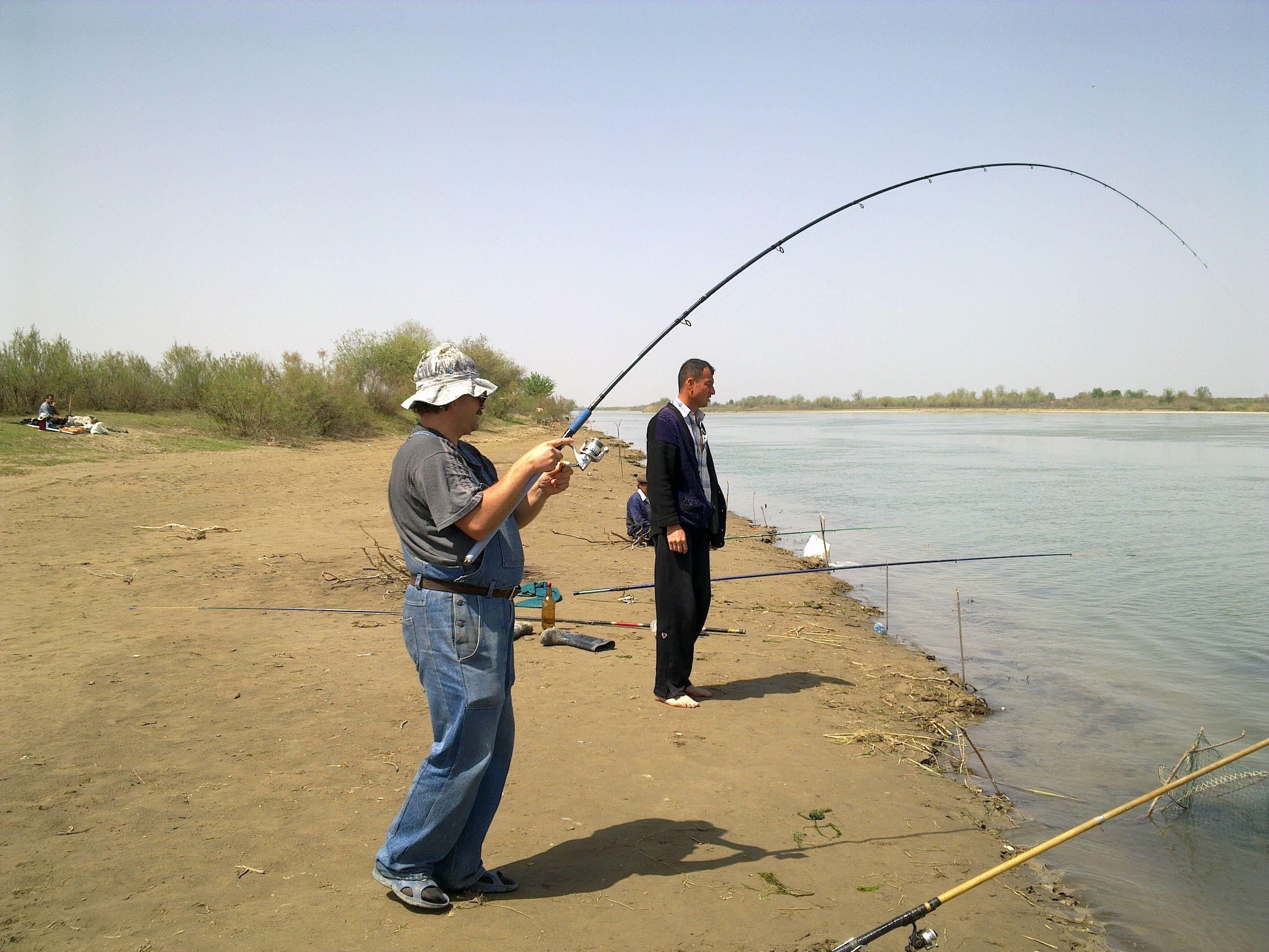 ловля на фидер в марте на реке дон