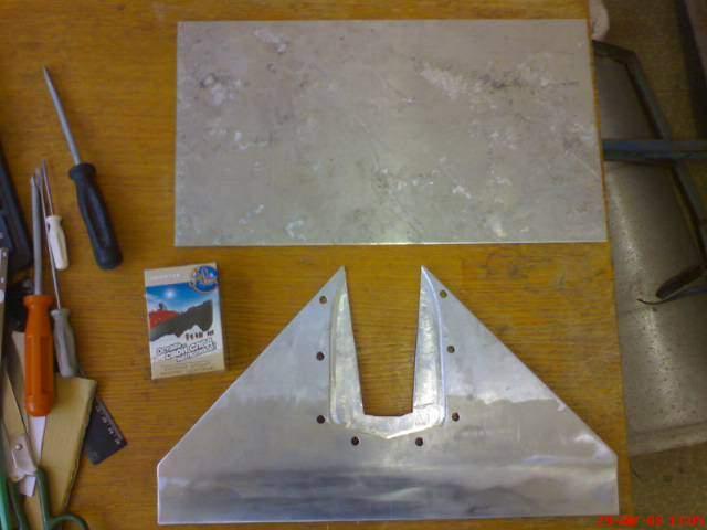 Гидрокрыло для подвесных лодочных моторов своими руками 87