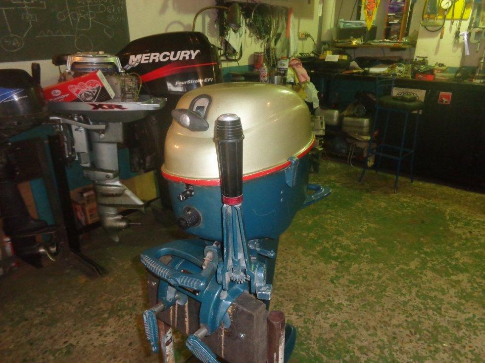 лодочному мотору москва 12