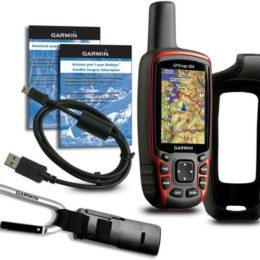 Навигаторы Garmin для охоты и рыбалки