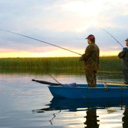 Рыбалка в Алматинской области