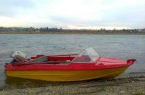 Моторная лодка «Крым»