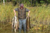 Рыбалка в Томской области