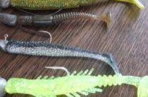 Рыбачим с использованием джиг-головки