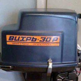 Обзор лодочного мотора Вихрь 30