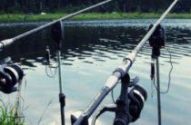 Ловим рыбу с помощью удочки для дальнего заброса