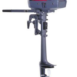 Лодочный мотор Yamaha 2