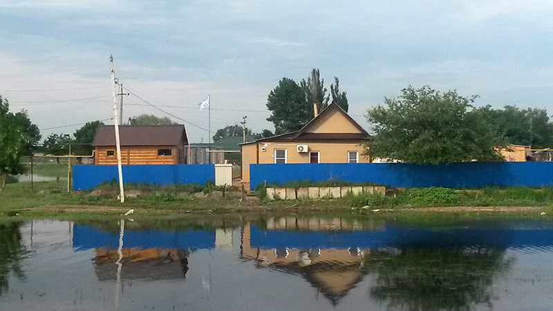 Рыболовные базы в Камызякском районе