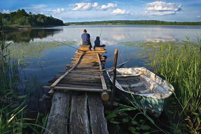 Лучшие базы отдыха в Белгородской области