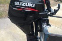 Лодочный мотор Suzuki 9.9