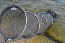 Изготавливаем садок для рыбы в домашних условиях