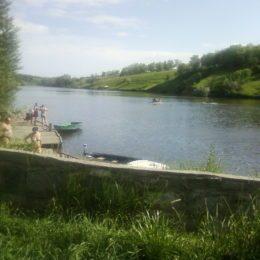 Рыбалка в Кривом Роге