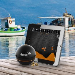 Эхолот Deeper Smart Fishfinder