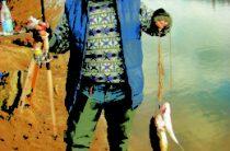 Осенняя ловля налима