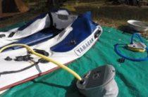 Подбираем насос для надувной лодки